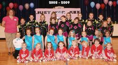 Hankinson Area Just For Kix Spring Show 2009