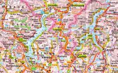 Italymap italy road map sicilia orientale mappa stradale cartina italiana zoom thecheapjerseys Image collections