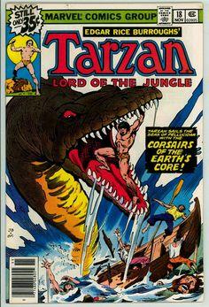 Tarzan 18 (FN/VF 7.0)