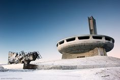 Visions of an Industrial Age // Buzludzha Monument
