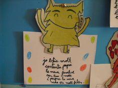 Petits Grans Artistes!: EMOCIONS I SENTIMENTS: EL MONSTRE DE COLORS.