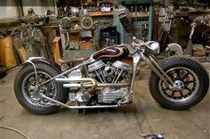 Zero - Shinya Kimura - Brad Pit's bike
