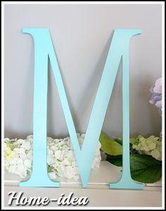 literki, napisy, inicjały, imiona - Sklep internetowy home-idea, home-idea, Twój piękny i wygodny dom