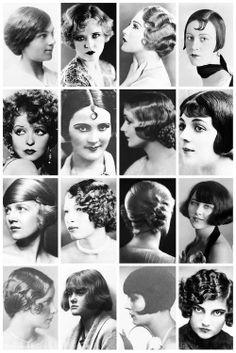 1920s hair - Queens of Vintage