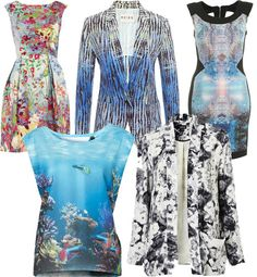 prints are back and bolder than ever! - image from Grazia