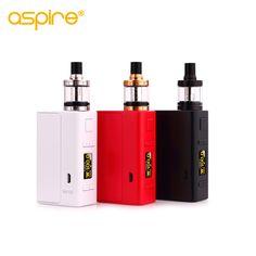 Electronic Cigarette Kit Nautilus X Atomizer Vape Tank 510 Thread + Aspire NX100 Box Mod E Cigarrete Kit  Vaporizer #Affiliate