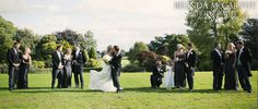Great article on group shots in reportage wedding photography