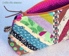 Necessaire Cora Coralina #2 by helenaguerravicente, via Flickr