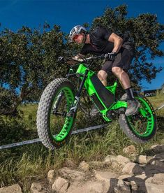 417041b1b6c 2019 HPC Revolution AT Bike. Ultimate adventure bicycle made for all terrain  added onto vehicles