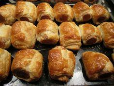 Kitchen: Nigella's Vegetarian Sausage Rolls