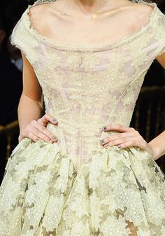 Vivienne Westwood, Paris Fashion Week Spring 2012