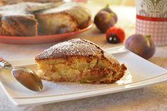 Gâteau  (très moelleux) aux figues et au miel