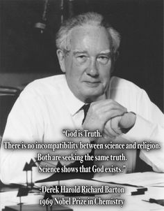 Even scientists believe in God. And how the Bible is scientifically accurate.