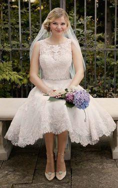 Wedding Dresses with Inspiring Glamour - MODwedding