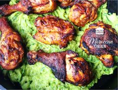 PALEO MOROCCAN CHICKEN  #paleo #diet #chicken #recipes paleoaholic.com