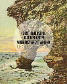 I'm not Antisocial...