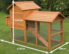 Chicken House Plans: Chicken House Designs