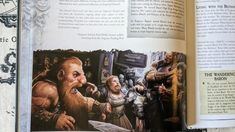 Inside Archive of the Empire Volume 1