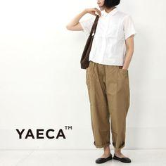 YAECA(ヤエカ) COMFORT SHIRT SQUARE