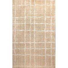 Bashian Rugs Tribeca Shimmer Beige Rug | Wayfair