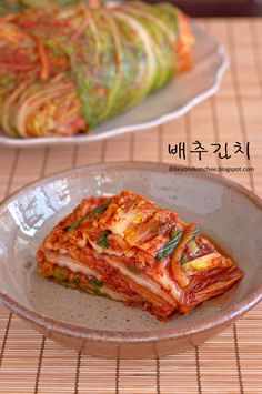 Mastering the art of making Kimchee (or Kimchi) Part 1