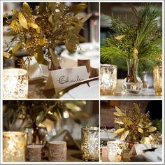 Fun Winter Wedding Events from rusticweddingchic.com