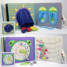 *This book can be personalized. When you purchase select the name of your baby, or another name of the book! The book has a bag for storage and easy