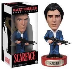 Wacky Wobbler: Scarface | Funko