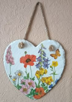 Wild Flowers, Pot Holders, Decoupage, Hot Pads, Potholders, Wildflowers, Planters