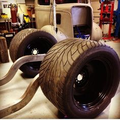 """20"""" Steelies (Detroit Steel Wheels)"""