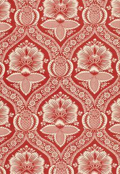 Schumacher Villandry Damask Print Charcoal - Lynn Chalk, more subtle colorway. Graphic Patterns, Textile Patterns, Textile Prints, Textile Design, Print Patterns, Pattern Floral, Motif Floral, Pattern Art, Pattern Design