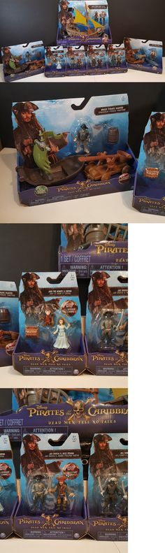 Pirates of the Caribbean 142334: Pirates Of The Caribbean * Dead Men Tell No Tales * Figures And Ship Playsets Lot -> BUY IT NOW ONLY: $75 on eBay!