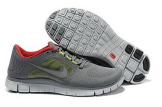 buy popular 09066 26b81 Find Nike Free Run 3 Womens Gray Red Shoes New online or in Footlocker. Shop  Top Brands and the latest styles Nike Free Run 3 Womens Gray Red Shoes New  at ...