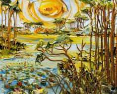 Justin Gaffrey, Sculpting with Paint | YouArts