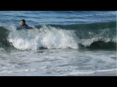Very Relaxing 3 Hour Video of Ocean Waves