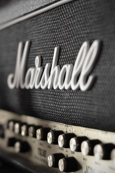 Marshall amplifier.... we have become a home for used equipment... stop in and check it out!