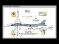 aerosngcanela: Bombardeiro estratégico  O Rockwell B-1 Lancer