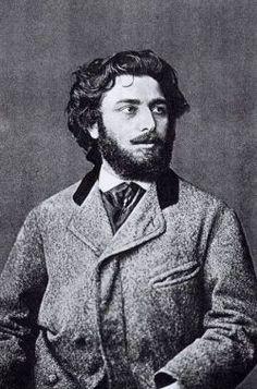 Архип Куинджи на фото 1870 года. Штрихи к портрету: 6 забавных историй об Архипе Куинджи