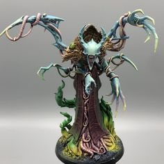 Thousand Sons, Tyranids, Mini Paintings, Miniture Things, Minions, Tabletop, Warriors, Nerdy, Sculpting