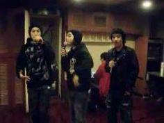 ▶ TOP, YB, & Seung Ri - Pop Ur Collar - YouTube  omg so cute and TOP SINGING