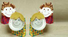 Cute Sunday School craft idea!