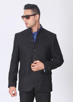 John Players Solid Formal Men's Blazer: Blazer