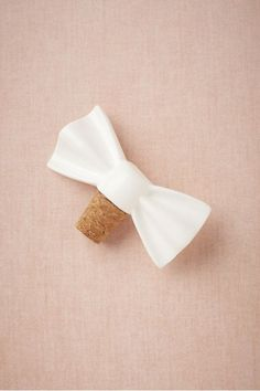 Dapper Bottle Stopper from BHLDN $10