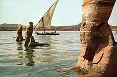 Egypt Nile Cruises with Maestro Online Travel, pick out from a wide assortment of Nile River Cruise ships or Dahabiyas relishing dandy Holiday on Nile Cruise Luxor Aswan Ancient Ruins, Ancient Art, Ancient Egypt, Ancient History, Ancient Greece, Luxor, Art Antique, Old Egypt, Visit Egypt