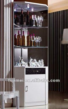 iluminação em armário de canto prateleira - Pesquisa Google
