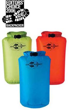 20 L ultralight waterproof dry bag is 1.7 oz.  Use with spectra cord and a biner for an AT bear bag.