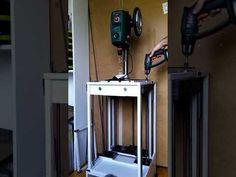 Bosch 1-2-do.com - Deine Heimwerker Community Bosch, Lockers, Locker Storage, Cabinet, Furniture, Home Decor, Clothes Stand, Decoration Home, Room Decor