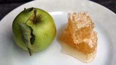 Apples and Honey are an important part of Rosh Hashanah! We found a blog with a lot of great recipes...Happy New year 2012.  L'shana tovah! A sweet and lovely New Year to you.
