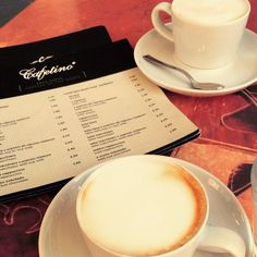 My blood type is coffee @ 6 cafes in Ljubljana not to miss