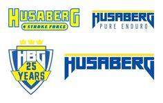 Husaberg Logo History